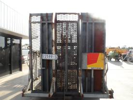 ATA GALVANISED 5 TON PLANT TRAILER - picture4' - Click to enlarge