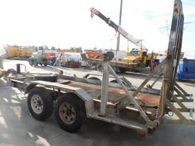ATA GALVANISED 5 TON PLANT TRAILER - picture7' - Click to enlarge
