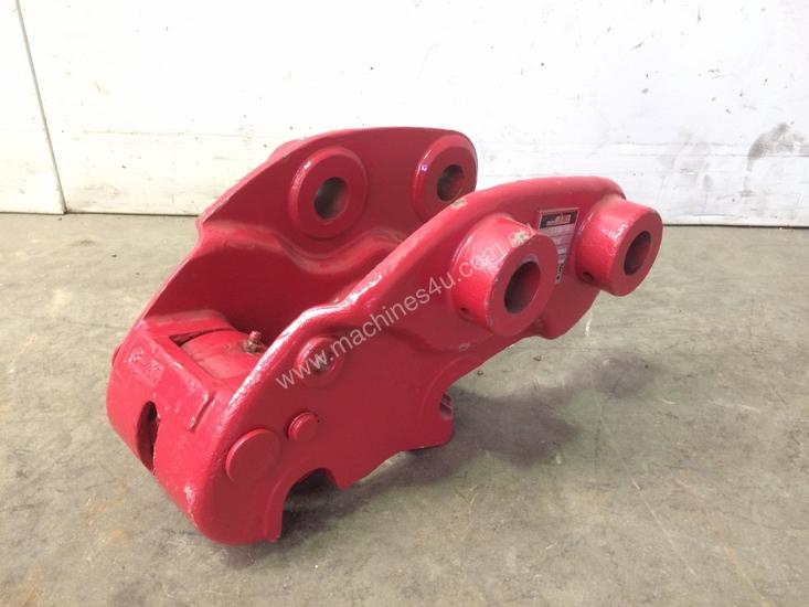 UNUSED MILLER SPRING HITCH WITH LEVER SUIT 3-4T MINI EXCAVATOR D737