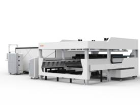 2kW Fiber Laser with Auto sheet load / unload - picture3' - Click to enlarge