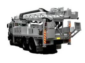 Explorer 500 Truck Mounted Drill Rigs - picture0' - Click to enlarge