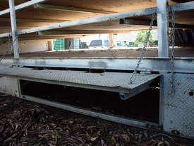 Lift on Shelving Unit for Prime Mover Body - picture1' - Click to enlarge