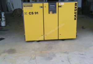 Kaeser CS91 Rotary Screw Compressor