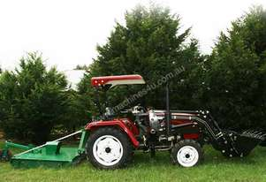 New Luzhong 30hp Tractor with front end loader