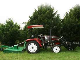 New Luzhong 30hp Tractor with front end loader - picture0' - Click to enlarge