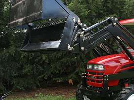 New Luzhong 30hp Tractor with front end loader - picture1' - Click to enlarge