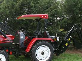 New Luzhong 30hp Tractor with front end loader - picture2' - Click to enlarge