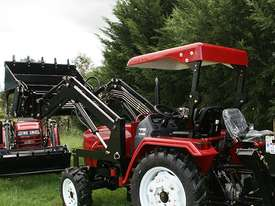 New Luzhong 30hp Tractor with front end loader - picture3' - Click to enlarge
