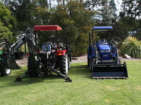 New Luzhong 30hp Tractor with front end loader - picture5' - Click to enlarge
