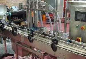 Iopak 4 Head Liquid Filling System