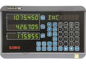 XH-3 3-Axis Digital Readout Counter - 5µm  Suits Lathes & Mills - picture0' - Click to enlarge