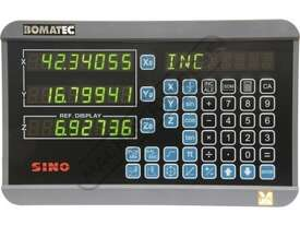 XH-3 3-Axis Digital Readout Counter - 5µm  Suits Lathes & Mills - picture3' - Click to enlarge