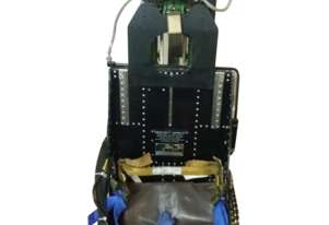 Ejector Seat Martin Baker Ejection , Parachute Jet Fighter collectable man cave