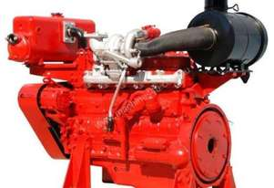 125kW (166HP) Diesel Heat Exchanged Cooled Engine