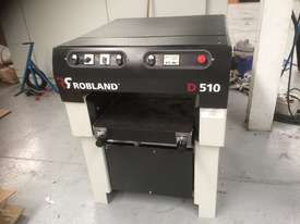 ROBLAND D510 THICKNESSER - picture1' - Click to enlarge