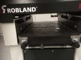 ROBLAND D510 THICKNESSER - picture3' - Click to enlarge