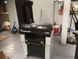 ROBLAND D510 THICKNESSER - picture7' - Click to enlarge