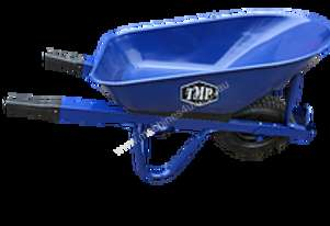 TMP INDUSTRIAL XHD 95LT STEEL BARROW LONG HANDLE