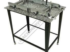 SRK-40P1 Welding Table with Square & Round Tube Clamp Kit 600 x 900 x 860mm (LxWxH) Includes 40 Piec - picture9' - Click to enlarge