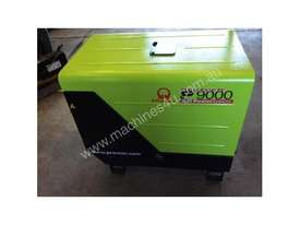 Pramac 8.8kVA Silenced Auto Start Diesel Generator - picture4' - Click to enlarge
