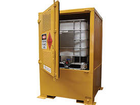 100L Indoor Flammable Liquids Cabinet. Australian made to meet Australian Standards (AS1940) - picture5' - Click to enlarge