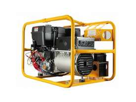 Powerlite Briggs & Stratton Vanguard 8kVA Three Phase Petrol Generator - picture2' - Click to enlarge