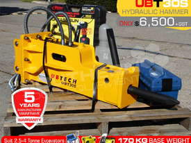 UBT30S Silence Excavator Hydraulic Hammer ATTUBT - picture0' - Click to enlarge