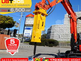 UBT30S Silence Excavator Hydraulic Hammer ATTUBT - picture1' - Click to enlarge