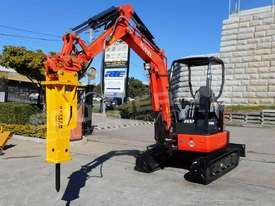 UBT30S Silence Excavator Hydraulic Hammer ATTUBT - picture4' - Click to enlarge