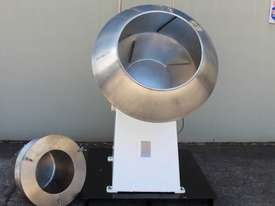 Stainless Steel Coating Pan - picture9' - Click to enlarge