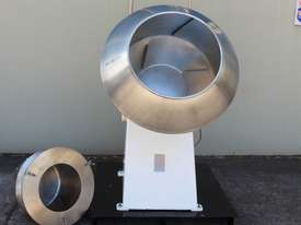 Stainless Steel Coating Pan - picture16' - Click to enlarge