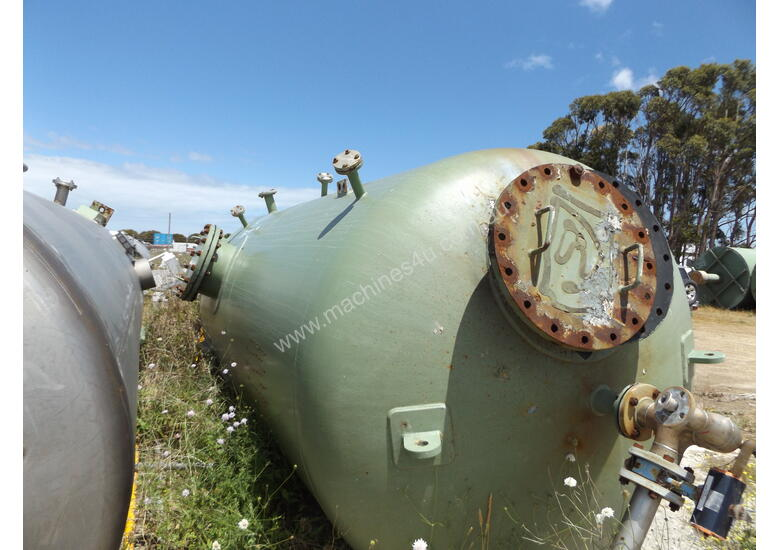 Waste and Water Treatment Tank