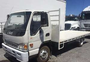 Jac 2012   J75 Cab Chassis