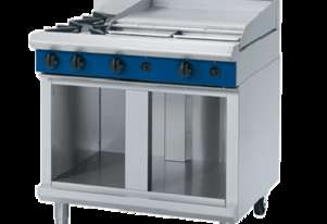 Blue Seal Evolution Series G516B-CB - 900mm Gas Cooktop - Cabinet Base