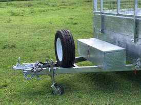 2018 Ozzi 14x7 Flat Top Tipper Trailer 3500kg - picture7' - Click to enlarge