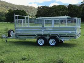 Ozzi 14x7 Flat Top Tipper Trailer 3500kg - picture6' - Click to enlarge