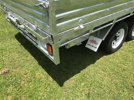 Ozzi 14x7 Flat Top Tipper Trailer 3500kg - picture20' - Click to enlarge