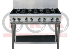 LKKOB8D 8 Gas Open Burner Cooktop