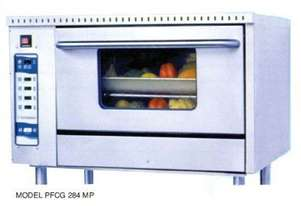 Goldstein   Gas Roasting Oven