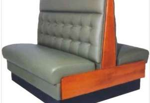 F.E.D. Lounge Double Beige and Wood 1100x1100x1100