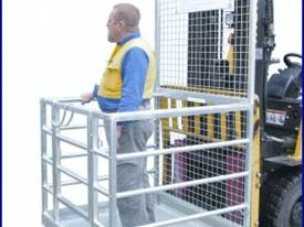 Work Cage for forklift built to AS2359.1 Standards