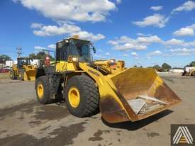 2015 KOMATSU WA380-6 WHEEL LOADER - picture0' - Click to enlarge