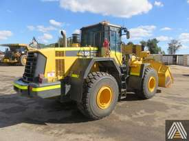 2015 KOMATSU WA380-6 WHEEL LOADER - picture2' - Click to enlarge