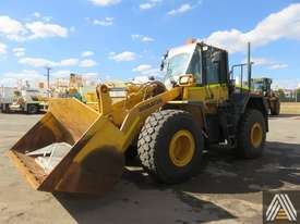 2015 KOMATSU WA380-6 WHEEL LOADER - picture4' - Click to enlarge