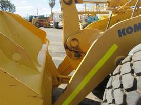 2015 KOMATSU WA380-6 WHEEL LOADER - picture6' - Click to enlarge