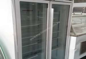 MEC Williams double door fridge