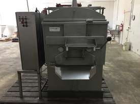 150kg Twin Shaft Mixer (Meat Industry) with Water Injection and Front Discharge. - picture1' - Click to enlarge