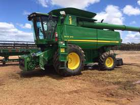 John Deere 9670STS Header and Front - picture0' - Click to enlarge