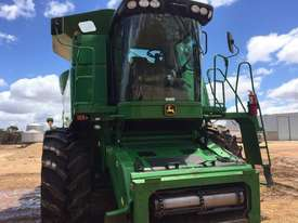 John Deere 9670STS Header and Front - picture1' - Click to enlarge