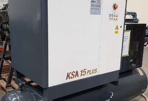 PULFORD + CHAMPION + ELGi  + KAESER Screw Compressors